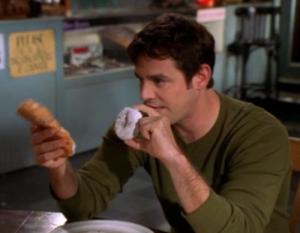 Xander. Donuts.