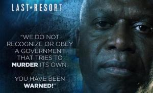 You had best listen to what Mr. Braugher says...