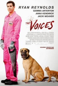 The Voices new poster